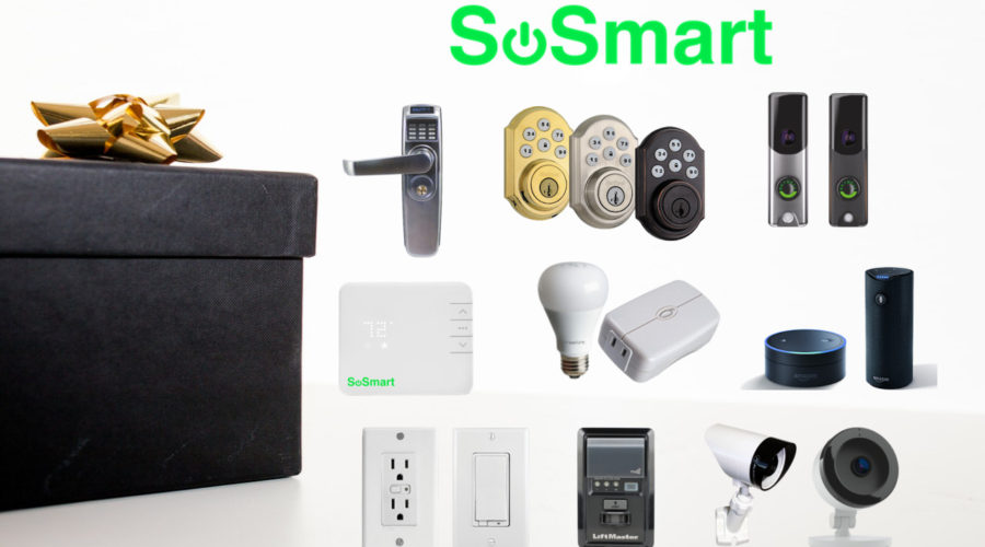 Choose a company that lets you add your own smart devices